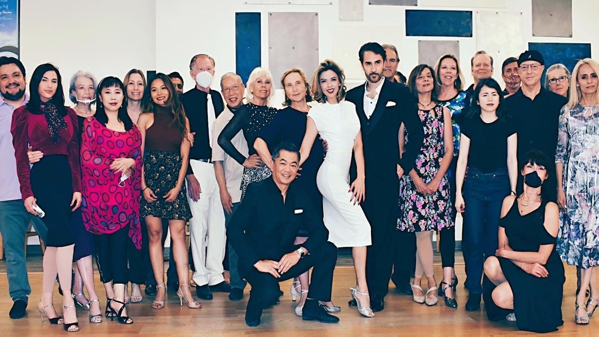 Argentine Tango Group Class